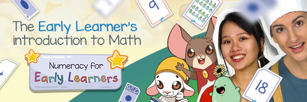 Numeracy for Early Learners - Mathletics