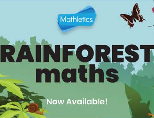 Rainforest Maths: Refreshed and tablet ready