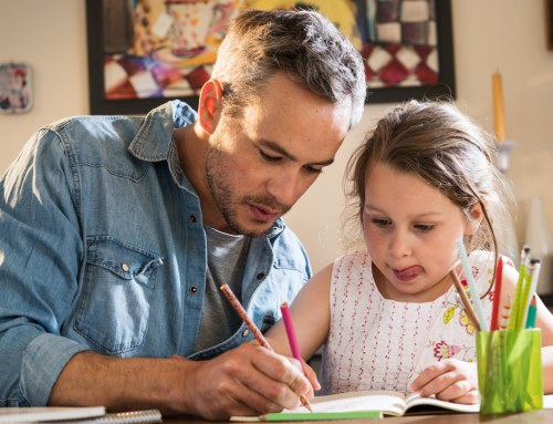 How Can Parents Take Care of Themselves While Supporting Home Learning?